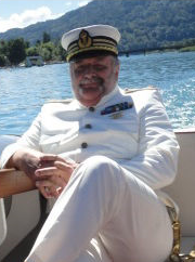 Vizeadmiral i.TR Arch.Dipl.Ing. Walter Höller - Vorstandstellvertreter