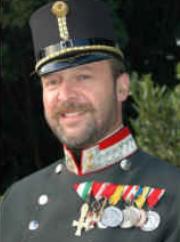 Oberst i.TR Mag. Tibor Pasztory - Vorstand