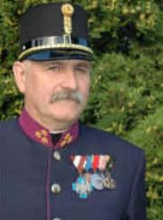 Oberst i.TR  Richard Zecher - Kabinettchef